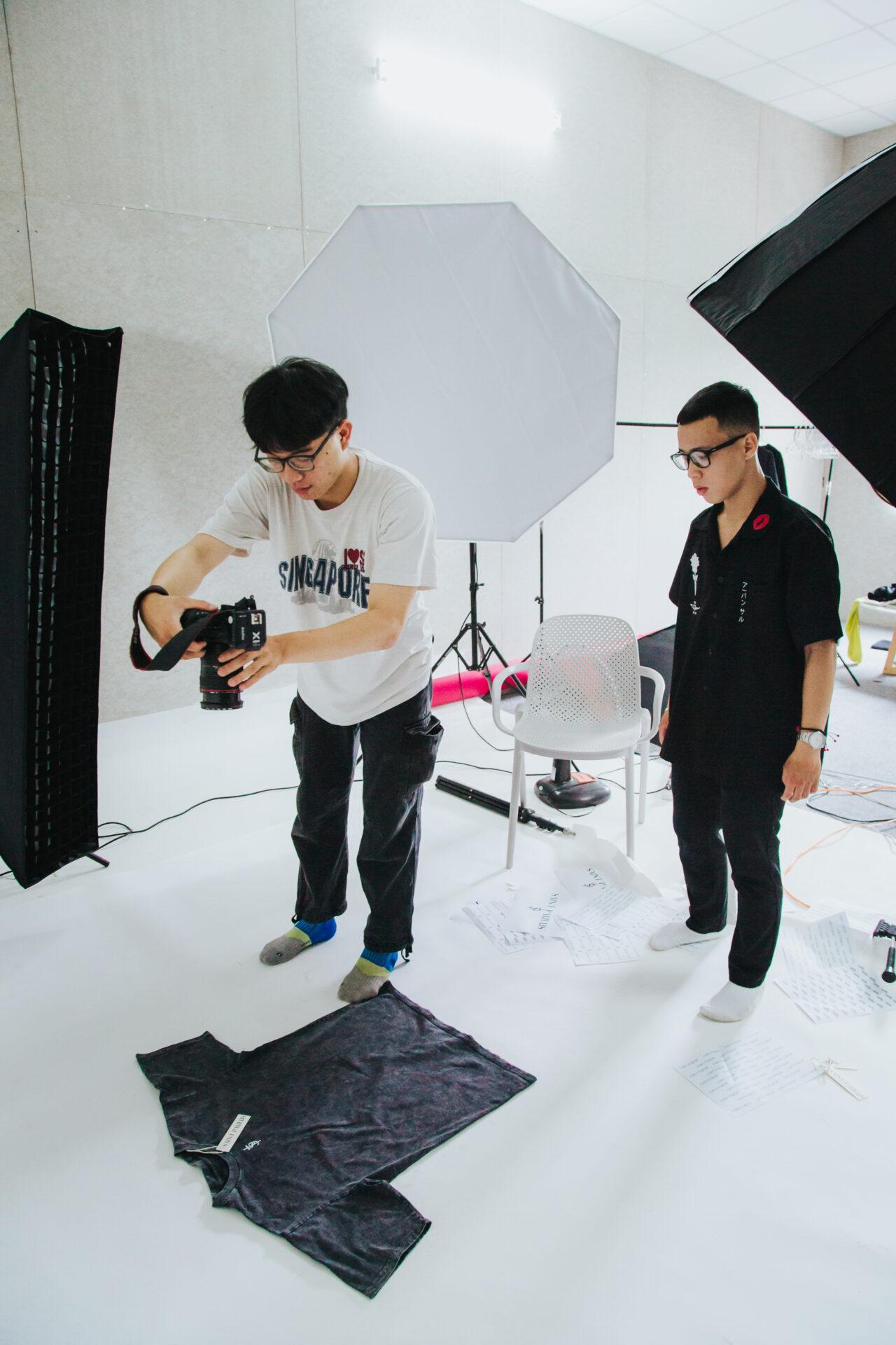 Studio chụp ảnh sản phẩm